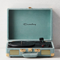 Crosley UO Exclusive Corduroy Cruiser Bluetooth Record Player   Urban Outfitters