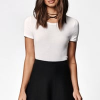 Kendall and Kylie High-Waisted Swing Skirt at PacSun.com