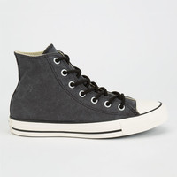 Converse Chuck Taylor Hi Womens Shoes Black  In Sizes