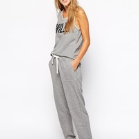 Jack Wills Loop Back Sweat Pants at asos.com