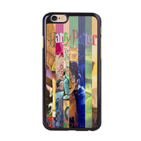 HARRY POTTER ALL BOOKS PHONE CASE FOR IPHONE & SAMSUNG,