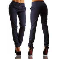 Slim Casual 3-color Pants [9328132228]