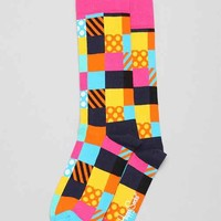 Happy Socks Mini Square Sock- Multi One