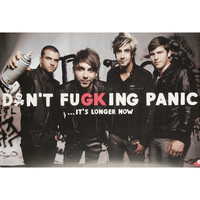 All Time Low - Concert Promo Poster
