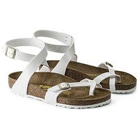 Birkenstock Woman Men Fashion Buckle Sandals Flats Shoes