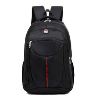 2016 Hot Sale Oxford Black Backpack Waterproof Men's Back Pack 15.6 Inch Laptop Mochila High Quality Designer Backpacks Male