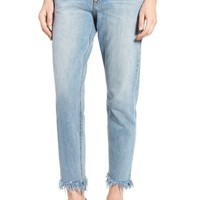 Joe's The Debbie High Waist Ankle Straight Leg Jeans (Reiz) | Nordstrom