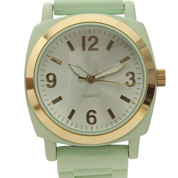 Romantic Rubber Watch   Shop Jewelry at Wet Seal