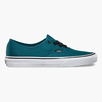 Vans Authentic Womens Shoes Teal Blue  In Sizes