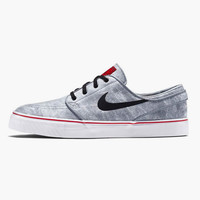 Nike Sb Zoom Stefan Janoski Canvas Mexico City Mens Shoes Grey  In Sizes