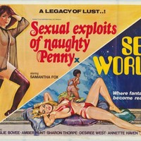 Sex World 11x14 Movie Poster