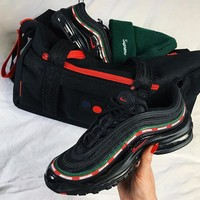 Undefeated X Nike Air Max 97 Gym shoes