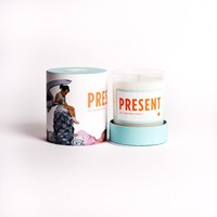 Drake General Store Present Candle - Living