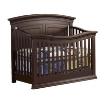 Sorelle Verona Panel 4-in-1 Convertible Crib - Espresso