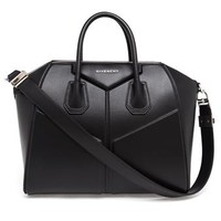GIVENCHY | Ridged Leather Antigona Bag | Browns fashion & designer clothes & clothing