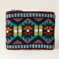 Tribal Patterned Coin Purse