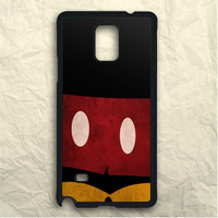 Hipster Mickey Mouse Samsung Galaxy Note 3 Case