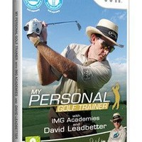 My Personal Golf Trainer with David Leadbetter (Nintendo Wii)