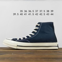 Kuyou Fa19630 Converse Chuck Taylor All Star 1970s 162050c High Top Canvas Shoes 002