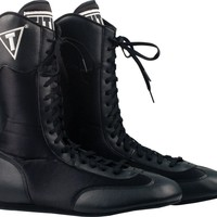 TITLE BOXING HIGH TOP TITLE BOXING SHOES SZ | TITLE MMA Gear