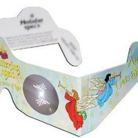 Angel Holiday Specs 3-D Glasses