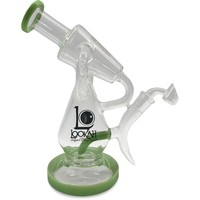 Tear Drop Tusk Lookah Water Pipe Rig
