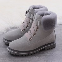 Women's UGG snow boots Martin boots DHL _1686248855-471