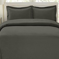 HC COLLECTION – 1500 Thread Count Egyptian Quality Duvet Cover Set...