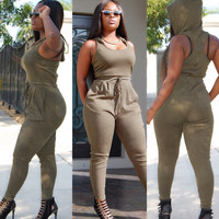 2017 Women Bodysuit Rompers Womens Jumpsuit Sleeveless Sexy Backless Full Length Bodycon Jumpsuits American Apparel