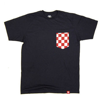 Croatia Pocket Soccer T-shirt