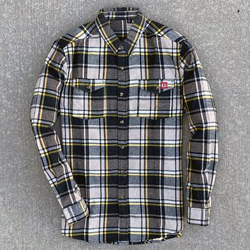Denison Northwest Flannel