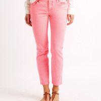 Colored Ankle Jeans