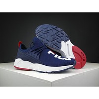 Fila Destroyer Navy Running Shoes Size 36-44.5