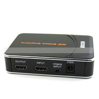 Newest HD Video Capture EZCAP 1080P Game Capture HDMI YPbPr Recorder Box into USB Disk with Edit Software for XBOX One/360 PS3 110V