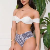 Sunset Paradise Two Piece Swimsuit