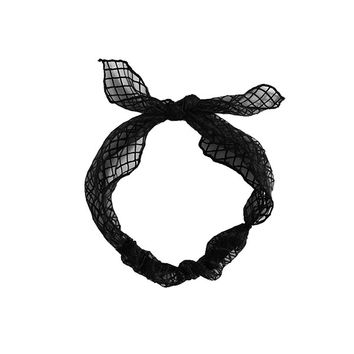 LACE HAIRBAND (2 COLORS)
