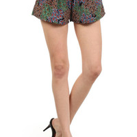 Asla Selina Shorts (Brown)