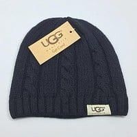 Perfect UGG Hiphop Women Men Beanies Winter Knit Hat Cap