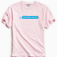 Skate Mental New Phone Tee - Urban Outfitters