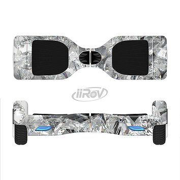 The Scattered Diamonds Full-Body Skin Set for the Smart Drifting SuperCharged iiRov HoverBoard