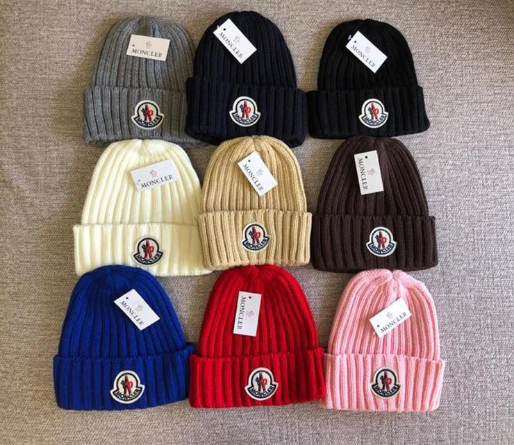 Image of Moncler Knit Hats