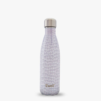 S'well® Official - S'well Bottle - Blanc Crocodile - S'well Water Bottle - S'well