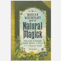 Modern Witchcraft Natural Magick