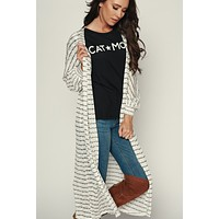 Capacity To Love Cardigan (Cream)