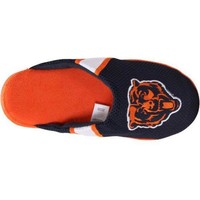 PEAPYD9 Men's Chicago Bears NFL Jersey Slippers