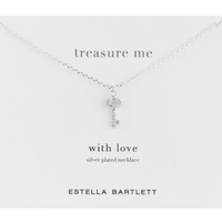 Little Things Key Necklace - Default