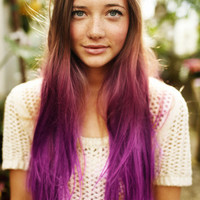 1 STICK - Hair Chalk - Temporary Hair Color - Ombre Hair Dying - Hair Chalking - Choose your color