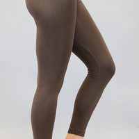 Perfect Legging - Brown