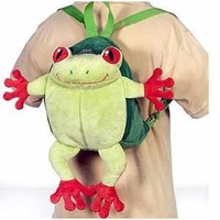 Red Eyed Tree Frog Backpack
