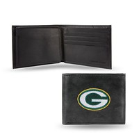 NFL Green Bay Packers Leather Billfold FREE SHIPPING!
